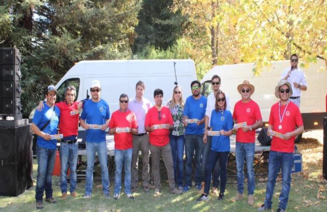 La familia minera se reunió en Grande para la conmemoración del Día Internacional del Trabajo